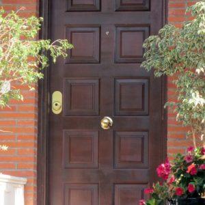 Puerta Entrada Madera 15