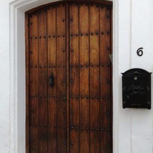Puerta Entrada Madera 17