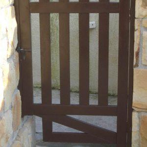 Puerta Entrada Madera 20